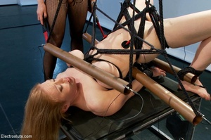 Mean Mistress slaps and four-fingers her - XXX Dessert - Picture 14