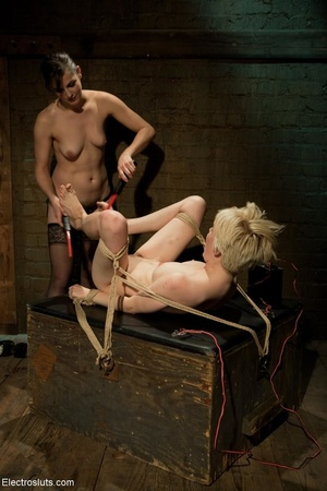 Lovable blonde likes rough play during a - XXX Dessert - Picture 11
