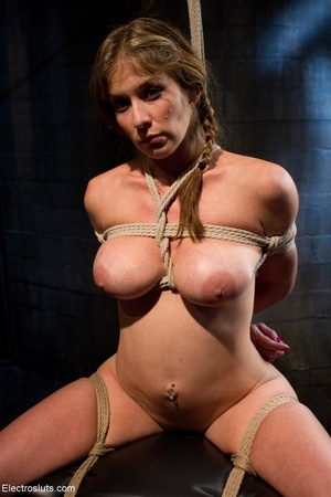 Slave's tits and ass take it the hardest - XXX Dessert - Picture 4