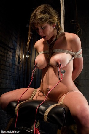 Slave's tits and ass take it the hardest - XXX Dessert - Picture 6