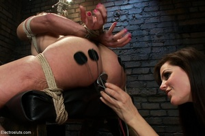 Slave's tits and ass take it the hardest - XXX Dessert - Picture 16