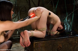Radiant Domme in black stockings likes s - XXX Dessert - Picture 6