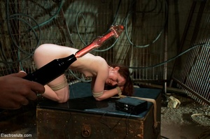 Radiant Domme in black stockings likes s - XXX Dessert - Picture 12