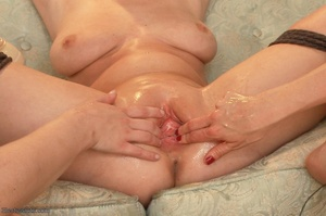 Filly is flogged after her pussy is stre - XXX Dessert - Picture 12