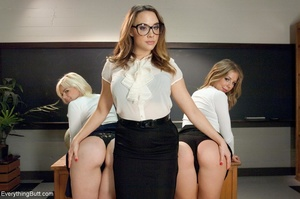 Teacher issues corporal punishment to tw - XXX Dessert - Picture 6