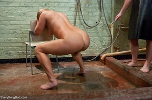 Leashed bitch is made to obey as various - XXX Dessert - Picture 18