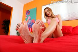 dick, foot, lingerie, slim