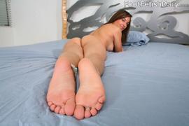 brunette, feet, foot, hairy
