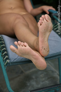 ass, dick, feet, foot