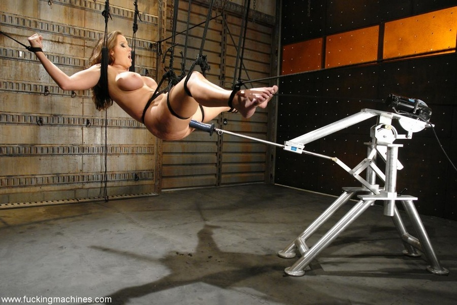 Tied Up White Girl Interracial