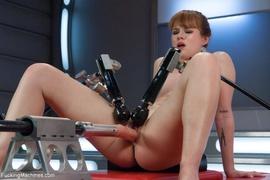 fucking machines, pantyhose, solo