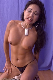 gorgeous asian milf ready