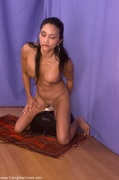 asian, fucking machines, toys, trimmed pussy