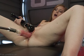 drilled, fucking machines, pussy