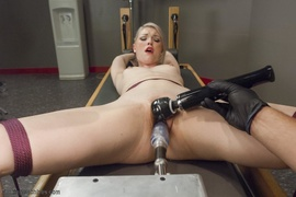 drilled, fucking machines, tied up