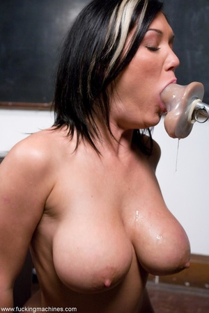Tattooed teacher slut getting drilled so - XXX Dessert - Picture 6