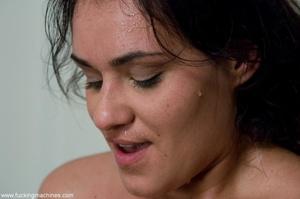 Busty slut with big tits working out and - XXX Dessert - Picture 18