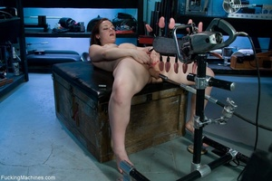 Curvy darling with big boobs gets fucked - XXX Dessert - Picture 13