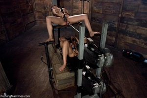 Two young honeys are ready for a freaky  - XXX Dessert - Picture 12