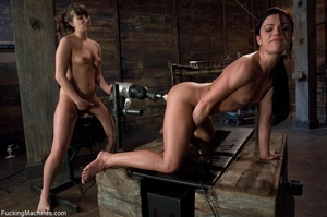 Two young honeys are ready for a freaky  - XXX Dessert - Picture 16