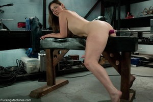 Curvy darling needs many sex toys to ple - XXX Dessert - Picture 17