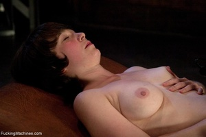 Dark haired cutie is ready to drill her  - XXX Dessert - Picture 4