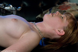 Busty lady with glasses gets her cunt dr - XXX Dessert - Picture 11