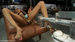 Ebony honey with a trimmed cunt wants to - XXX Dessert - Picture 14