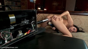 Sweet young bitch gets her both holes ra - XXX Dessert - Picture 9