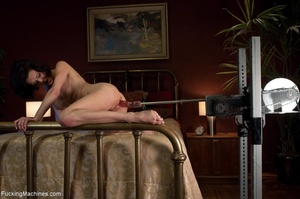 Freaky raven haired MILF just wants to d - XXX Dessert - Picture 7