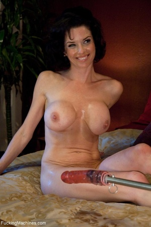 Freaky raven haired MILF just wants to d - XXX Dessert - Picture 12