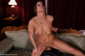 Two luscious porn ladies playing with th - XXX Dessert - Picture 6