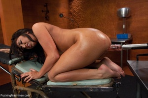 Brunette with a curvy body loves to get  - XXX Dessert - Picture 15