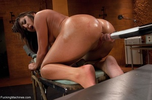 Brunette with a curvy body loves to get  - XXX Dessert - Picture 17