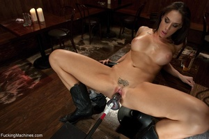 Cowgirl with nice natural titties fools  - XXX Dessert - Picture 8
