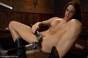 Cowgirl with nice natural titties fools  - XXX Dessert - Picture 9