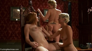 Three petite bitches having a nasty sess - XXX Dessert - Picture 14