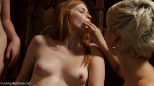 Three petite bitches having a nasty sess - XXX Dessert - Picture 17
