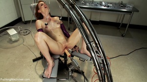 Slender darling wants some kinky action  - XXX Dessert - Picture 3