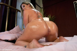 Busty blonde MILF is so passionate when  - XXX Dessert - Picture 3