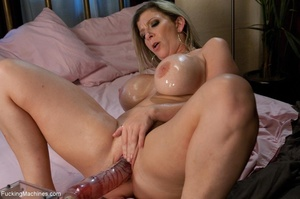 Busty blonde MILF is so passionate when  - XXX Dessert - Picture 12