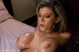 Busty blonde MILF is so passionate when  - XXX Dessert - Picture 15