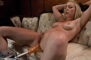 Blondie with nice titties gets nailed by - XXX Dessert - Picture 6