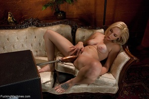 Blondie with nice titties gets nailed by - XXX Dessert - Picture 8