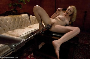 Blondie with nice titties gets nailed by - XXX Dessert - Picture 13