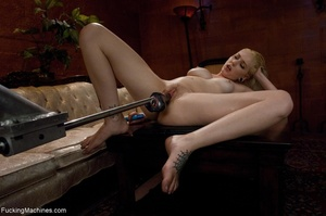 Blondie with nice titties gets nailed by - XXX Dessert - Picture 17