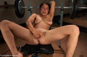 Sweet brunette loves squirting and reall - XXX Dessert - Picture 17