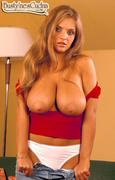 big tits, busty, jeans, tits