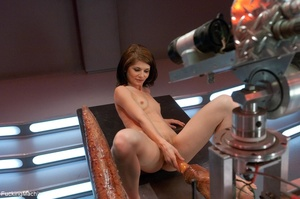 Young cutie is ready to get drilled by a - XXX Dessert - Picture 3