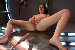 Young cutie is ready to get drilled by a - XXX Dessert - Picture 13